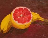 בננה ואשכולית