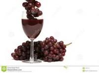 יין אדום או ענסים